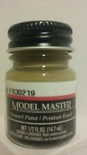 Testors Model Master Enamel paint 1742, Dark Tan. 1/2fl.oz. (14.7ml.)
