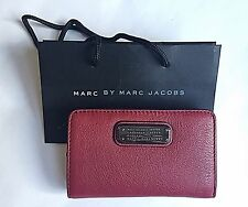 Genuine/Authentic Marc By Marc Jacobs Lauren Purse Red Canyon