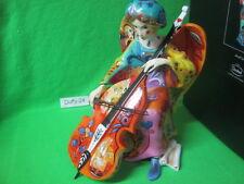 Engel Adhara mit Cello 24 cm liemit  500 Stück  Designer Delamonica  OVP Goebel