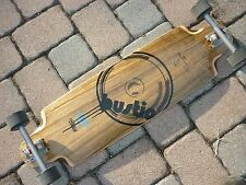 "*NEW* Bustin EQ 36"" x 10"" Complete Hollow Core Downhill Longboard  / Sector 9"