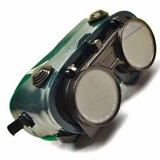 Gas Welding Goggles Glasses Flip Lenses Welder Cutting Safety Solder TE186