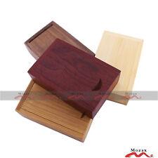 10 un. 1 Gb De Madera Usb Flash Thumb Stick Pendrive Con Caja De Madera