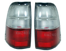 1 PAIR (RH&LH) REAR TAIL LIGHT LAMP FOR ISUZU PICK UP/HOLDEN TF RODEO 1999-2002