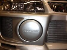 mitsubishi evo 5 RS fog light covers