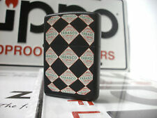 RARE Zippo Windproof Collectible Lighter Tabasco Sauce Black Matte NEW