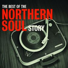 VARIOUS ARTISTS THE BEST OF THE NORTHERN SOUL STORY 2CD ALBUM SET (2011)