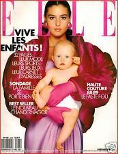 ▬►Elle 2225 de 1988 MONICA BELLUCCI_EMMANUELLE BEART_ROB LOWE_HAUTE COUTURE