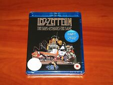LED ZEPPELIN THE SONG REMAINS THE SAME BLU-RAY SEALED Jimmy Page Robert Plant