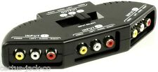 Compatto 3 VIE AUDIO E VIDEO RCA Phono selector switch
