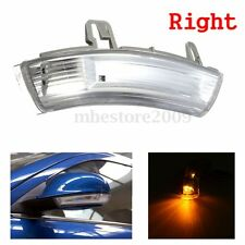 Right Wing Mirror Indicator Turn Signal LED Lens Bulb For VW Golf Passat Jetta
