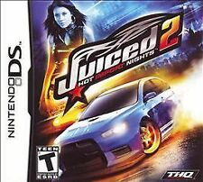 Nintendo DS/Lite/DSi Game JUICED 2: HOT IMPORT NIGHTS