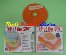 CD TOP OF THE SPOT VOL 1 compilation 2004 PROMO TEXAS NINA SIMONE APPLETON (C20)
