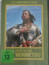 Mein Freund Winnetou - Pierre Brice, Ralf Wolter - TV May Serie, Old Shatterhand