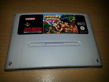 Congos alcaparras SNES Super Nintendo Pal Super Nes Joe & Mac 2