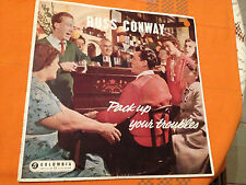 RUSS CONWAY - PACK UP YOUR TROUBLES - Orig.1958 Aus MONO Lp COLUMBIA - VG+