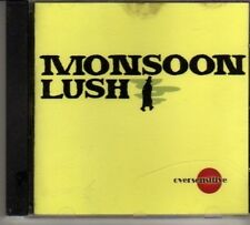 (DO970) Monsoon Lush, Oversensitive - 2004 DJ CD