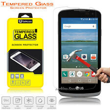 HD Real Tempered Glass Screen Protector for LG K4/LG Optimus Zone 3 VS425 /Spree