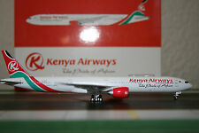 Phoenix models 1:400 Kenya Airways Boeing 777-300ER 5Y-KZZ (PH4KQA1056)