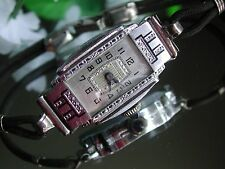 1924 Ladies Art Deco Enamel Bulova Watch~ RARE ~ SERVICED