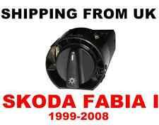 Phare & feux brouillard commutateur Unité de contrôle pour SKODA FABIA MK1 I 1999-2008
