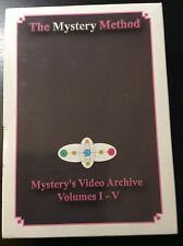 Mystery's Method Archive- The Ultimate Dating Product