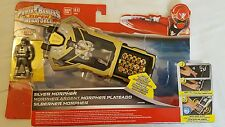 POWER Rangers Super Megaforce Argento Morpher NUOVO IN SCATOLA