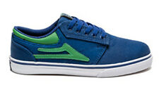 Lakai Griffin Navy Blue Canvas Boys Trainers sneakers size UK13 / US1 / EUR32