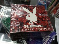 Playboy Trading Card Box Factory Sealed 36 Packs Auto Autograph New  April