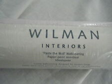C4 Wallpaper Wilman Interiors Juniper Stripe x3 Rolls W31