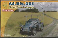 Dragon Sd. Kfz.261 Kleiner Panzrfunkwagen 1/72 7447 ST