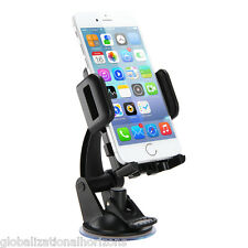 Car Mount Holder Windshield Universal Dashboard Cradle for iPhone 6 Plus 5s 5c
