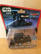 DISNEY CARS DIECAST Star Wars - Sarge As Empower Palpatine With Cone Droid