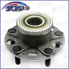 BRAND NEW REAR ABS COMPLETE WHEEL HUB AND BEARING ASSEMBLY FOR HONDA ACCORD