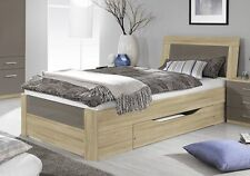 betten mit kasten ohne matratzen ebay. Black Bedroom Furniture Sets. Home Design Ideas