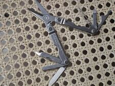 Original Leatherman 'MICRA'  Multitool 10 Funktionen