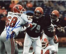 R.C. THIELEMANN ATLANTA FALCONS SIGNED 8X10 PHOTO W/COA