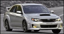 2015 SUBARU IMPREZA WRX and STI  OEM Shop Service Manual ON CD