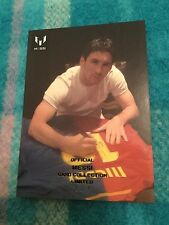 2013 Icons Lionel Messi Card 1/1