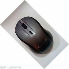 Quantum Cordless Wireless Mouse Grey QHM262W Nano USB 2.4 Ghz Receiver + Bill