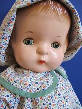 "ADORABLE Effanbee Patsy Ann,1928, Composition Doll, 19"", with Outfit, VGC"