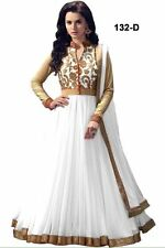 New Bollywood Party Wear Indian Ethnic Designer Pakistani Anarkali Salwar Kameez