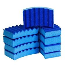 Lysol 57506 Multi Purpose Scrubber Sponge 9 pack Free shipping Inhibits Bacteria