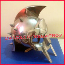 Halloween Costumes Cosplay Men Props Party Dress Fancy Maximus Gladiator Helmet