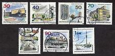 Berlin Germany: New Berlin, incomplete set; fine used condition; cat: £5