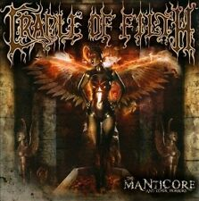 Cradle Of Filth - Manticore & Other Horrors [sealed, will combine s/h)