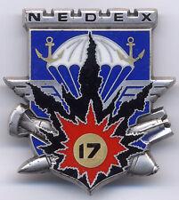 INSIGNE PARACHUTISTES - 17° Régiment de Génie Parachutiste -  NEDEX