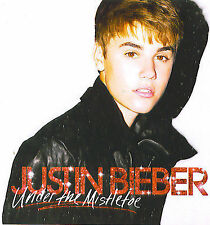 Justin Bieber : Under the Mistletoe (CD)