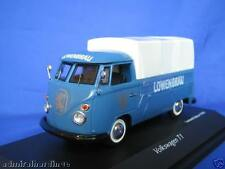 VOLKSWAGEN T1 PICKUP LOWENBRAU BEER SCHUCO 03085 1:43 NEW DIECAST MODEL LE 1000
