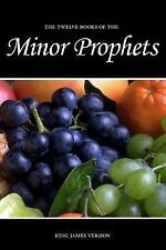 Minor Prophets (KJV) by Sunlight Desktop Sunlight Desktop Publishing (2015,...
