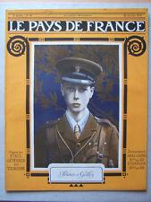 █ Le Pays de France N° 19 du 25 Février 1915 Le Matin █